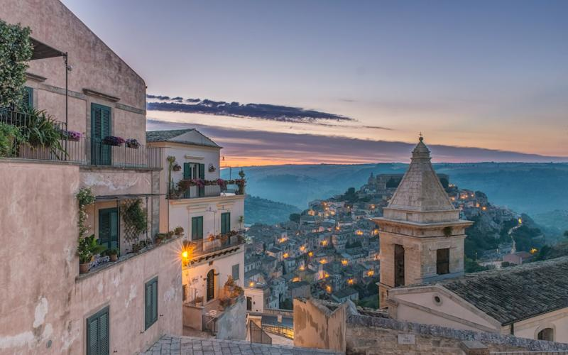 Ragusa Ibla, Sicily - getty