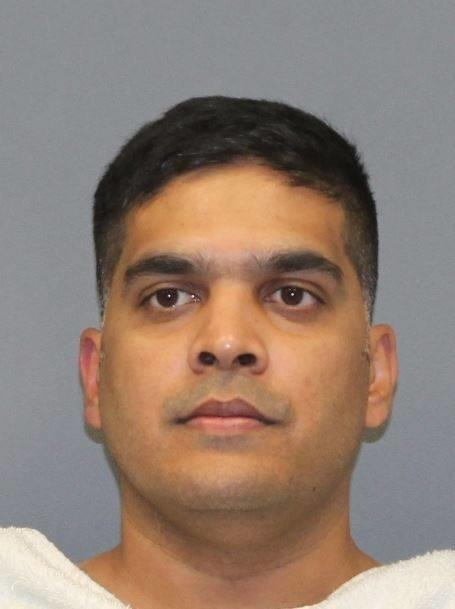 Wesley Mathews was arrested on Monday on a new charge stemming from the death of his 3-year-old daughter, whose body was found over the weekend. (Richardson Police Department)