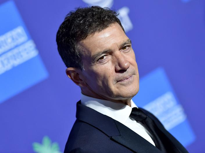 "Antonio Banderas was nominated for an Academy Award in 2020. <p class=""copyright"">Axelle/Bauer-Griffin/Getty Images</p>"