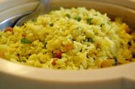 <p>Every nutritionist's favourite recommendation, Poha, is one of those meals that can be filling and light simultaneously. You can mix it up by adding vegetables, some namkeen sev and more to get a different taste every time. Poha is easy to make as well and you can find the recipe online, readily. You could opt for Rice Poha or Bread Poha for the evenings along with a nice cup of tea! </p>