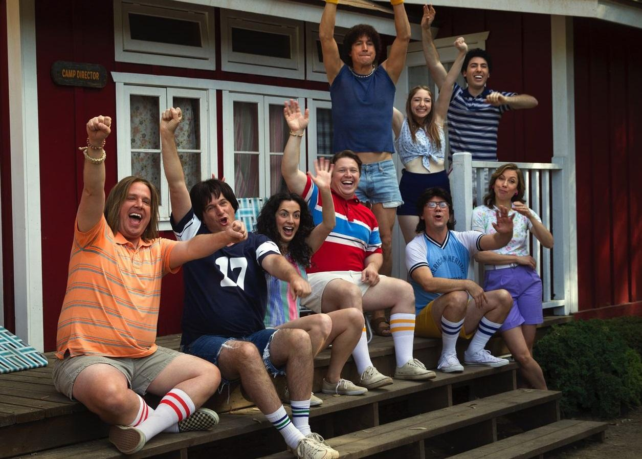 <p>Much like the 2001 comedy that spawned it, this oddball spoof of 1980s summer camp movies is a bit of an acquired taste, but its impressive cast and increasingly bizarre humour proves infectious. Sequel series Wet Hot American Summer: Ten Years Later is even more bizarre. (Credit: Netflix) </p>