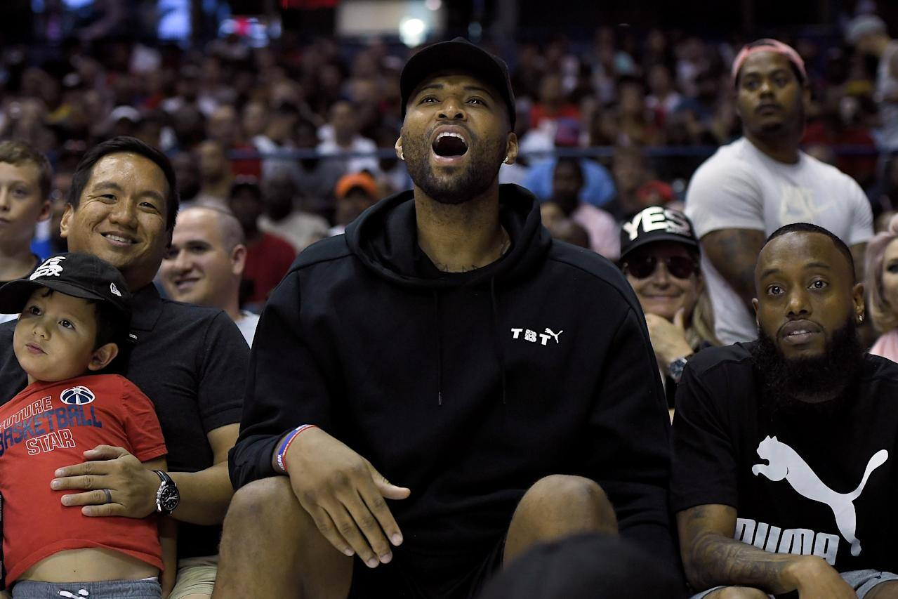 With DeMarcus Cousins' latest severe injury, he's becoming a 'what-if' All-Star