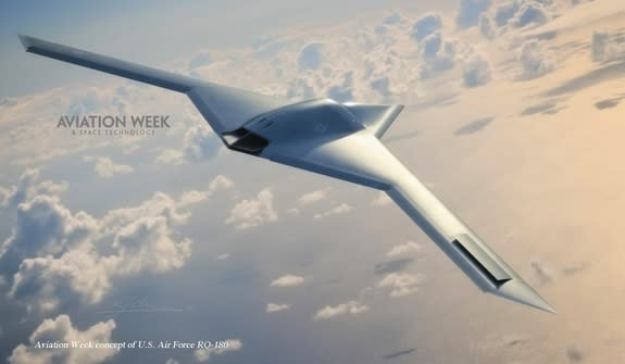 Smarter, Deadlier Drones Mapped Out in Defense Plan