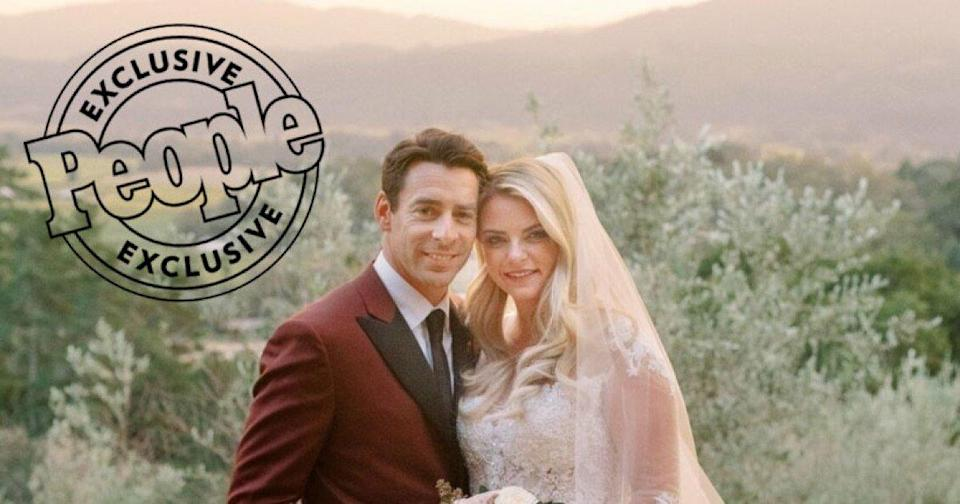 Indy 500 Champion Simon Pagenaud Marries Longtime Love Hailey McDermott: 'I've Accomplished All My Dreams'