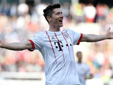 "Bayern Munich's star striker Robert Lewandowski wants to leave the Bundesliga club this summer to seek ""a new challenge"", his agent told"
