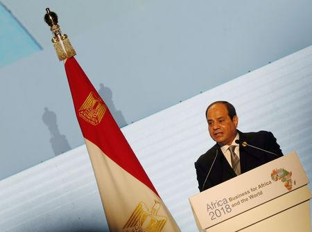 Sisi: Cairo cooperates closely with Israel