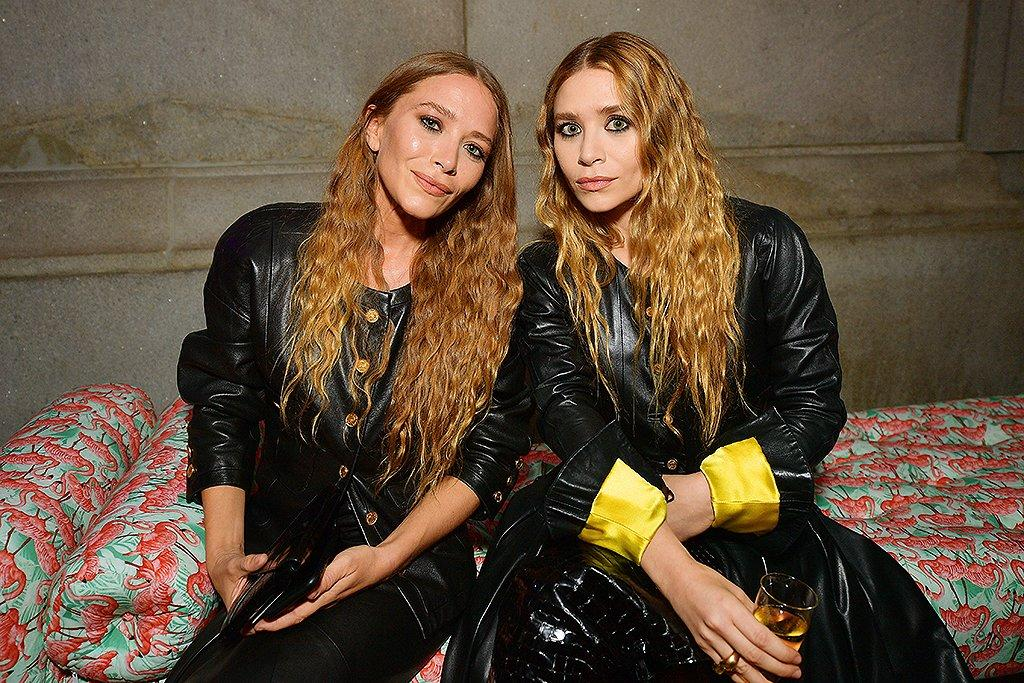 """Both Olsens famously enrolled in New York University, bought a $7.3 million penthouse in the West Village and then <a href=""""https://people.com/celebrity/mary-kate-olsen-leaving-nyu/"""">decided to leave school</a> in order to """"pursue personal interests"""" and run their company, Dualstar Entertainment."""