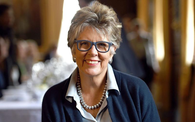Prue Leith has said millions of pounds is wasted on NHS food that ends up in the bin - PA