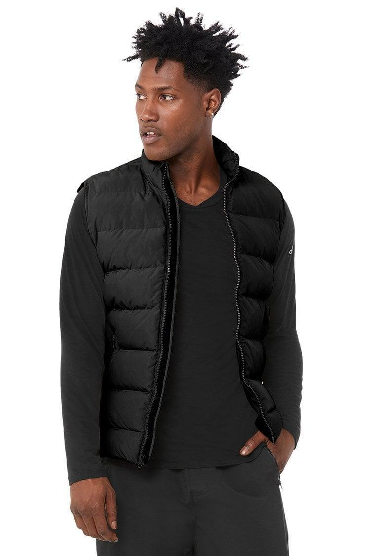 <p>Keep them warm and cozy in this <span>Alo Vail Puffer Vest</span> ($188).</p>