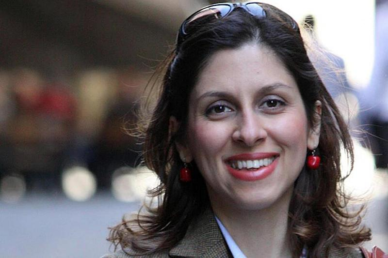 Appeal: Nazanin has lost her final chance to have the sentence overruled (PA)