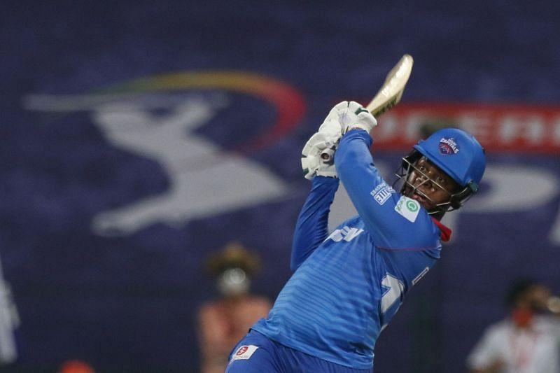 The rate of scoring of Shimron Hetmyer was crucial at times for DC in the middle [iplt20.com]