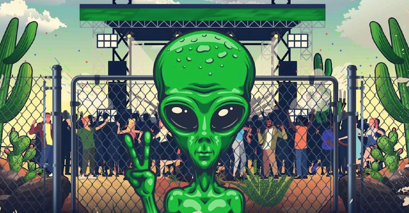 Storm Area 51 founder abruptly cancels AlienStock festival