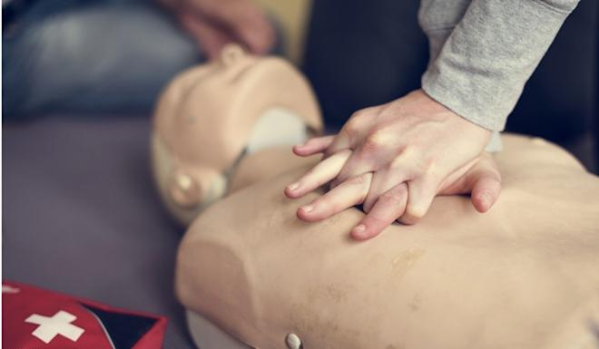 The chemist performed CPR when he realised the woman did not have a heart beat. Photo: Shutterstock