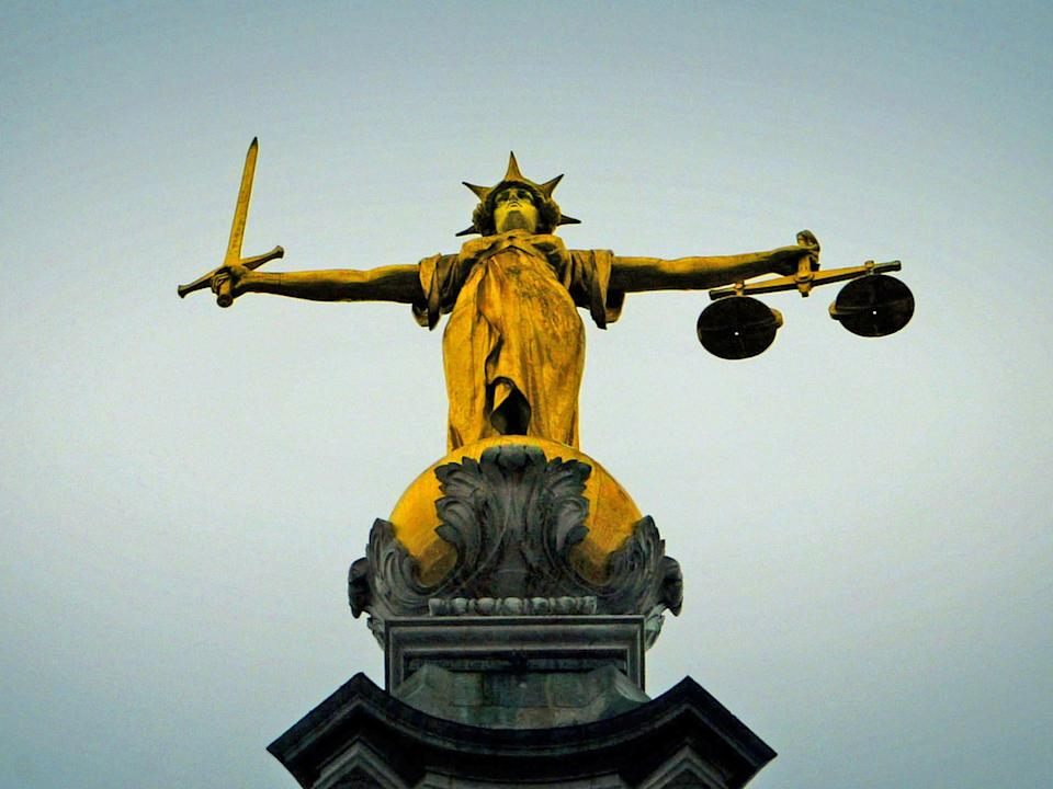 <p>The Old Bailey is among the courts with the highest reported cases in recent weeks</p>