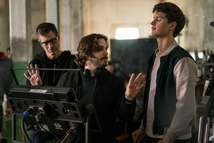 'Baby Driver' review: Come for action, stay for music
