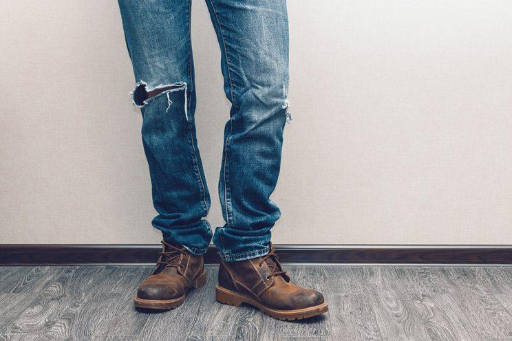 The CEO of Levi's would prefer it if customers refrained from bringing their guns to shop. (Photo: Getty Images)