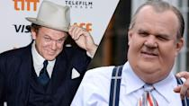 <p>Prosthetics helped Reilly mimic the iconic comedy star, Oliver Hardy in<em> Stan & Ollie</em>. </p>