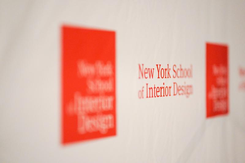 Nate Berkus and Elaine Griffin Share Their Wisdom with NYSID Graduates