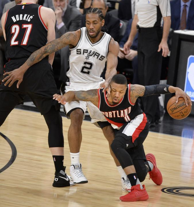 Basket, NBA: sconfitta dei San Antonio Spurs