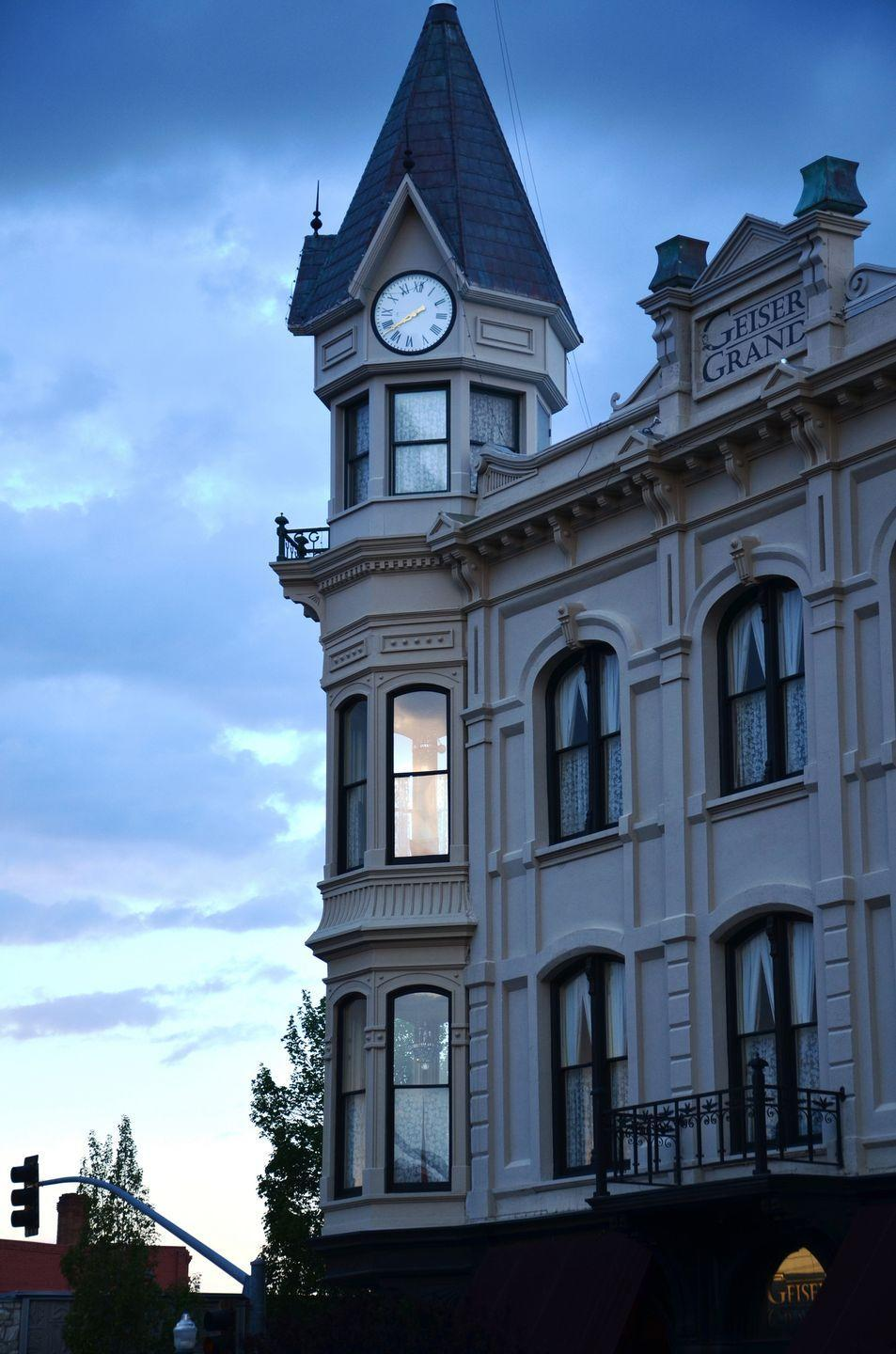 """<p>This historic property features well-appointed rooms and enough paranormal activity (think faucets turning on by themselves or Gibson Girl-like apparitions) to draw guests from around the globe. Most recently, a Japanese film crew visited the Geiser Grand to capture ghost footage for FujiTV.<br></p><p><a class=""""link rapid-noclick-resp"""" href=""""https://go.redirectingat.com?id=74968X1596630&url=https%3A%2F%2Fwww.tripadvisor.com%2FHotel_Review-g51757-d114284-Reviews-Geiser_Grand_Hotel-Baker_City_Oregon.html&sref=https%3A%2F%2Fwww.countryliving.com%2Flife%2Ftravel%2Fg2689%2Fmost-haunted-hotels-in-america%2F"""" rel=""""nofollow noopener"""" target=""""_blank"""" data-ylk=""""slk:PLAN YOUR TRIP"""">PLAN YOUR TRIP </a></p>"""