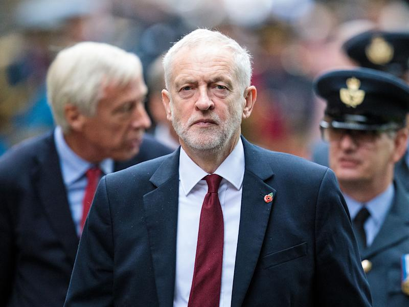 Corbyn needs to take a stand against the undemocratic manner in which the Tory Brexiteers are trying to extract us from the EU: Getty