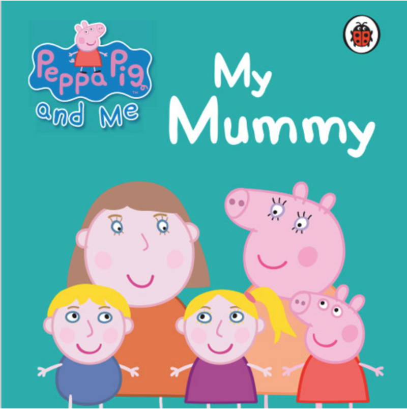 Not only can you personalise the 'Mummy' in the story, you can also personalise the child in the book too, making them resemble members of your family. Photo: Penguin Random House Children's