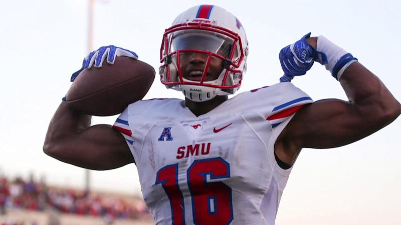 courtland sutton or michael gallup