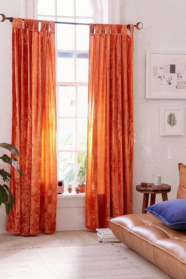 "<a href=""https://www.urbanoutfitters.com/shop/crushed-velvet-window-curtain"" target=""_blank"">Shop them here</a>."