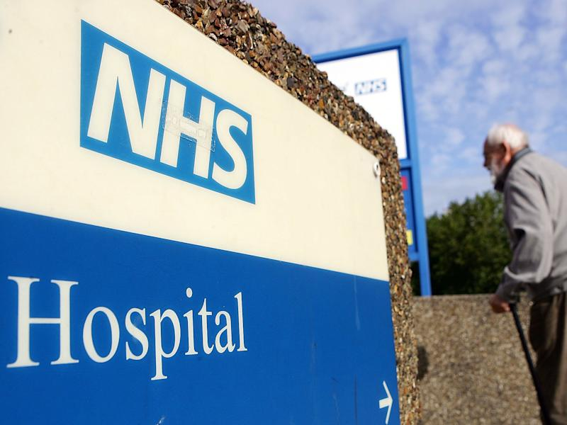 Migrants with cancer and heart disease have been turned away from NHS hospitals, in a crackdown against overseas patients that has left vulnerable asylum seekers afraid of accessing healthcare: Getty