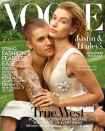 <p>After tying the knot in secret, newlyweds Hailey and Justin Bieber open up about their relationship and the reality of juggling marriage and fame in the March 2019 issue. <em>[Photo: Vogue]</em> </p>