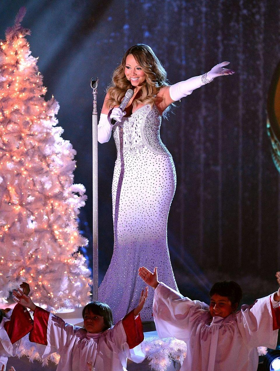"""<p>One of the best ways to get in the holiday spirit? Infuse your home with the sounds of the season. From traditional carols like """"<a href=""""https://www.amazon.com/Silent-Night/dp/B000WOUU9U/r?tag=oprah-auto-20&ascsubtag=[artid