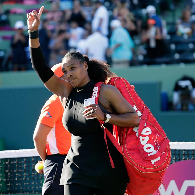 Serena Williams Gets Real About How Hard It Is to Return From Maternity Leave—Even for a Superstar