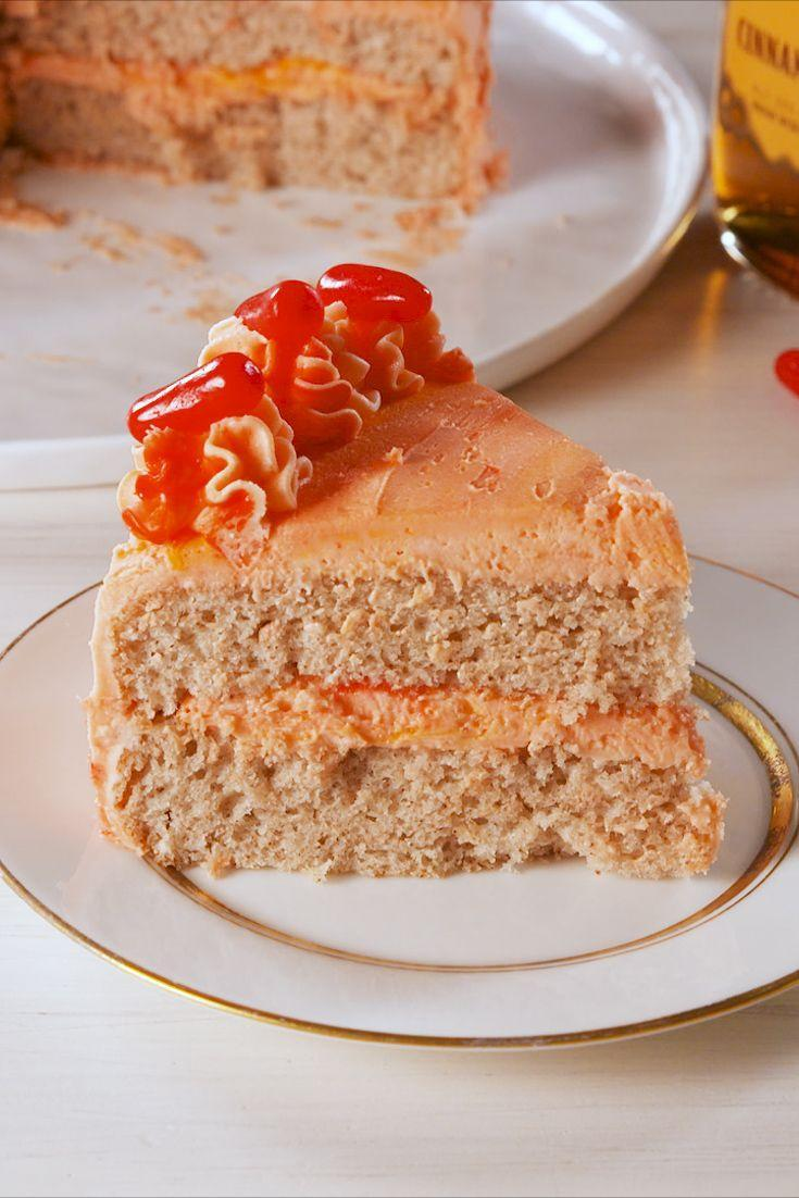 """<p>This is what Pitbull was talking about.</p><p>Get the recipe from <a href=""""https://www.delish.com/cooking/recipe-ideas/a19677225/fireball-cake-recipe/"""" rel=""""nofollow noopener"""" target=""""_blank"""" data-ylk=""""slk:Delish"""" class=""""link rapid-noclick-resp"""">Delish</a>.</p>"""