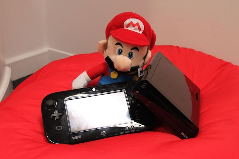 The Wii U is Nintendo's first high definition console so games instantly look better on your TV