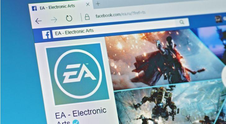 Video Game Stocks: Electronic Arts (EA)