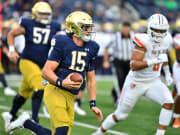 Notre Dame Transfer QB Phil Jurkovec Receives Immediate-Eligibility Waiver