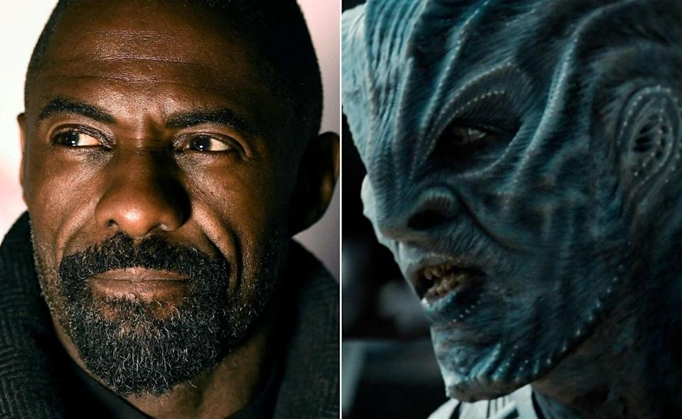 <p>It might not have gone gangbusters at the box office, but it wasn't for a lack of make-up. </p>