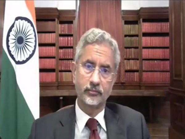 External Affairs Minister (EAM) S Jaishankar in an exclusive interview with ANI.