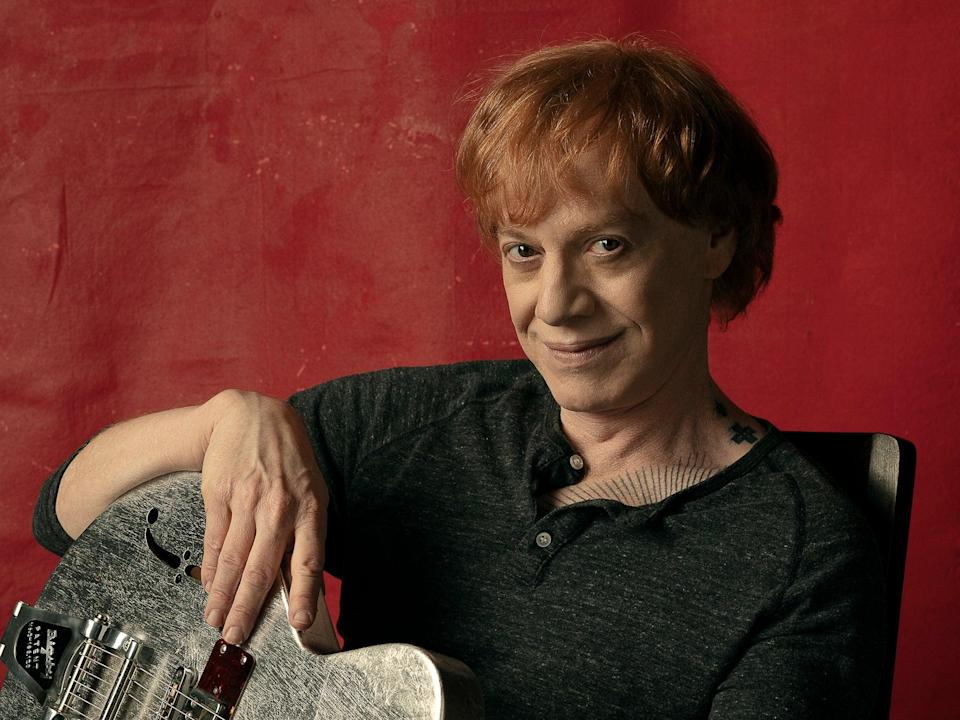 <p>Danny Elfman: 'We're still on the edge of a dystopian America that I never could have imagined in my wildest dreams'</p> (Jacob Boll)