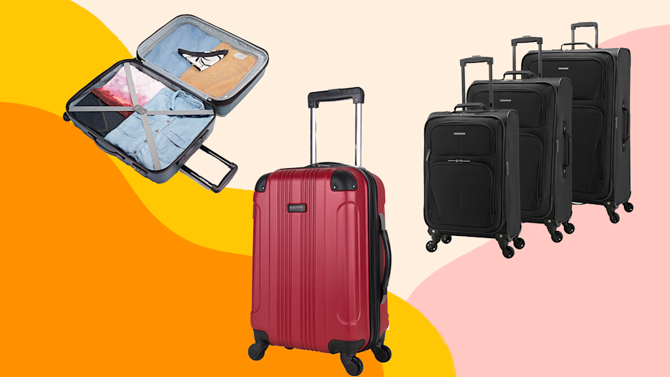 Get great deals on luggage this Amazon Prime Day