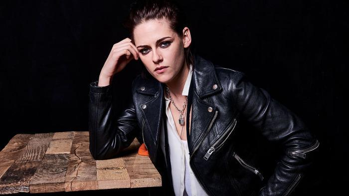 Kristen Stewart/Deadline Hollywood Portraits at Sundance; presented by Applegate, Day 1, Park City, Utah, Jan. 20, 2017 (Photo by Buckner/Deadline/REX/Shutterstock)