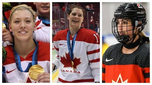Women's hockey players hope to bring attention to pro game on Battle of the Blades