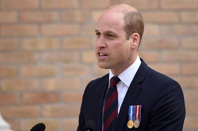 Prince William spent his birthday in Leeds, England. (Photo: Oli Scarff—WPA Pool/Getty Images)