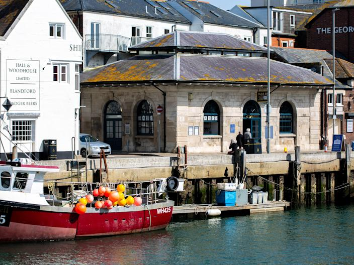 The best of sea-to-plate dining can be found at Catch in Weymouth (Catch)