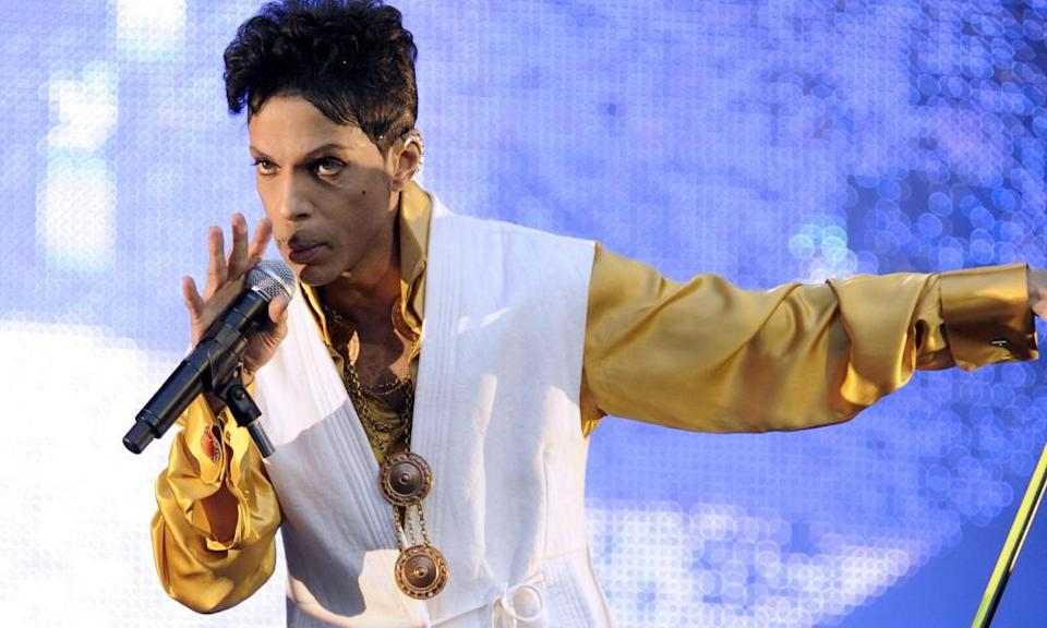 Prince in 2011.