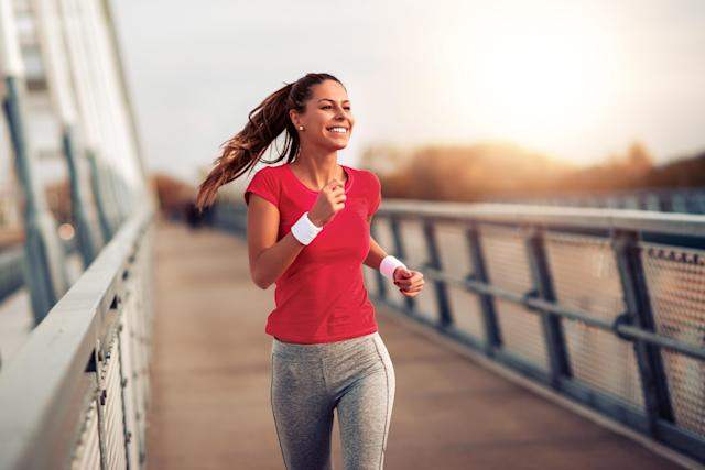 Exercise has known benefits for physical and mental health. (Getty Images)