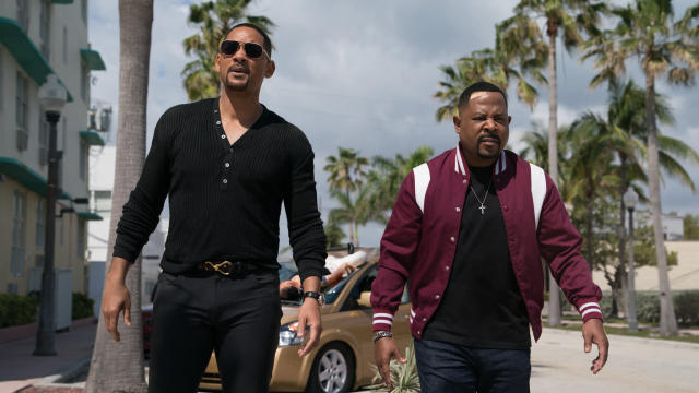 Will Smith and Martin Lawrence in 'Bad Boys For Life'. (Credit: Sony)