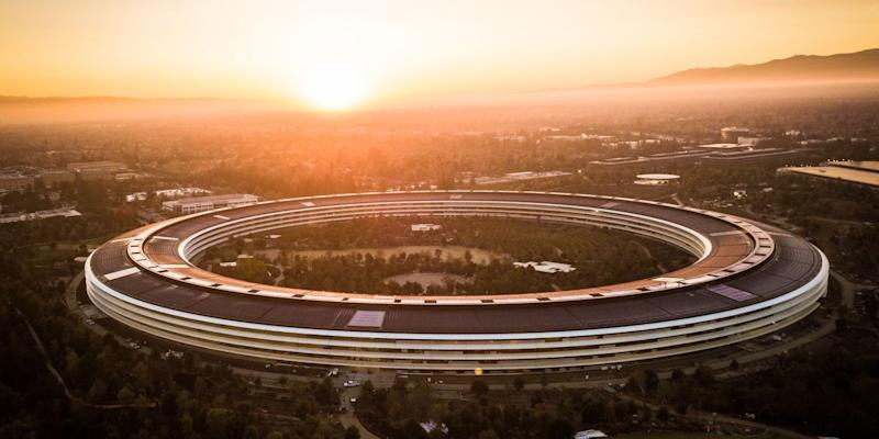 Silicon Valley Apple