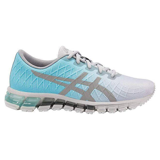 """<p><strong>ASICS</strong></p><p>amazon.com</p><p><a href=""""https://www.amazon.com/dp/B07FPFRL72?tag=syn-yahoo-20&ascsubtag=%5Bartid%7C10055.g.26960479%5Bsrc%7Cyahoo-us"""" rel=""""nofollow noopener"""" target=""""_blank"""" data-ylk=""""slk:Shop Now"""" class=""""link rapid-noclick-resp"""">Shop Now</a></p><p>Testers loved Asics Gel Quantum 180 for being comfortable, supportive, well-cushioned, and having an excellent fit. Testers also loved the stylish appearance — these sneaks are available in 11 colors from classic black and white to bright blues and pinks. Dr. Splichal and Dr. Metzl both like these sneakers for <strong>providing excellent stability and control, ideal for people with flat feet.</strong> All testers reported that they liked these sneakers more than their current ones and would continue to wear them. </p>"""