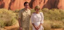 <p>Prince Charles and Princess Diana posing in front of Uluru (Ayers Rock) during a royal tour of Australia in 1983.</p>